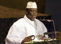 Gambia Voted To Oust Its Dictator, But He Isn't Going Quietly