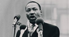Standing Legacy : The Faith That Fights Injustice -Things About Martin Luther King