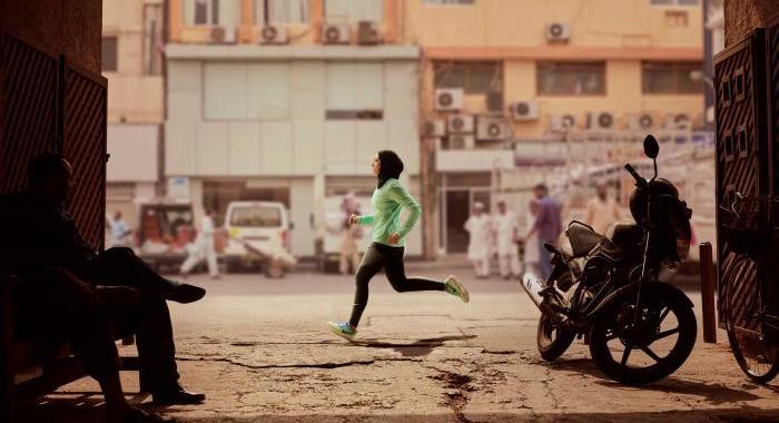 Women In Sports Ad Strikes Nerve In Arab World