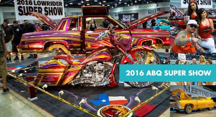The 2016 Albuquerque Super Show