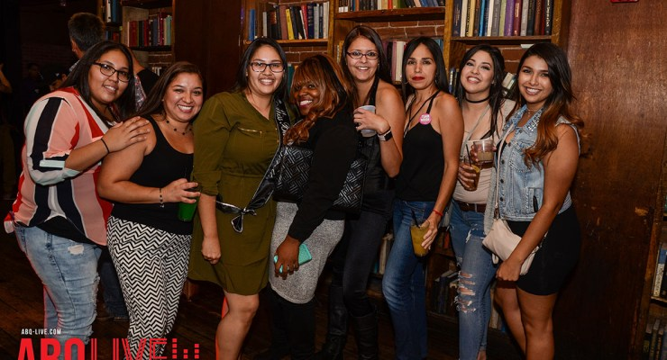 Library Bar and Grill downtown – Oct 2016 -2