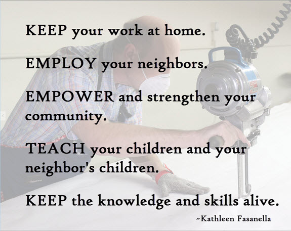 Keep the knowledge and skills alive-sm