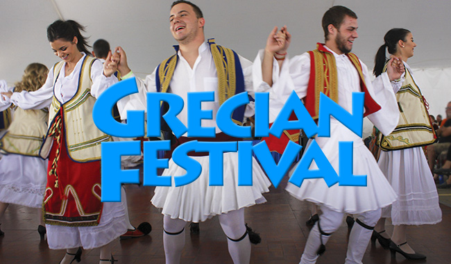Albuquerque Grecian Festival @ St. George Greek Orthodox Church | Albuquerque | New Mexico | United States