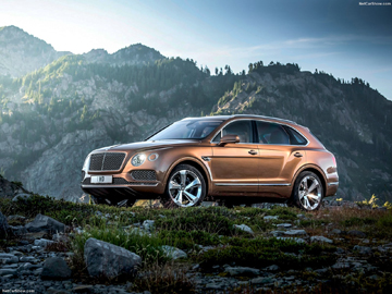 The Bentley of SUVs