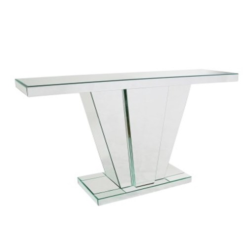 Medium Crop Of Mirrored Console Table