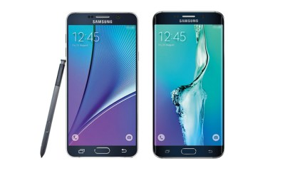 note5 and s6 egde