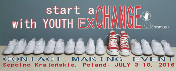 Start A Change with Exchange - Poland -partnership building activity - abroadship.org