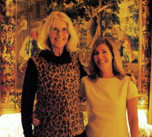 Jane Smiley and Deborah Henry Abroad Writers Conference Lismore copy