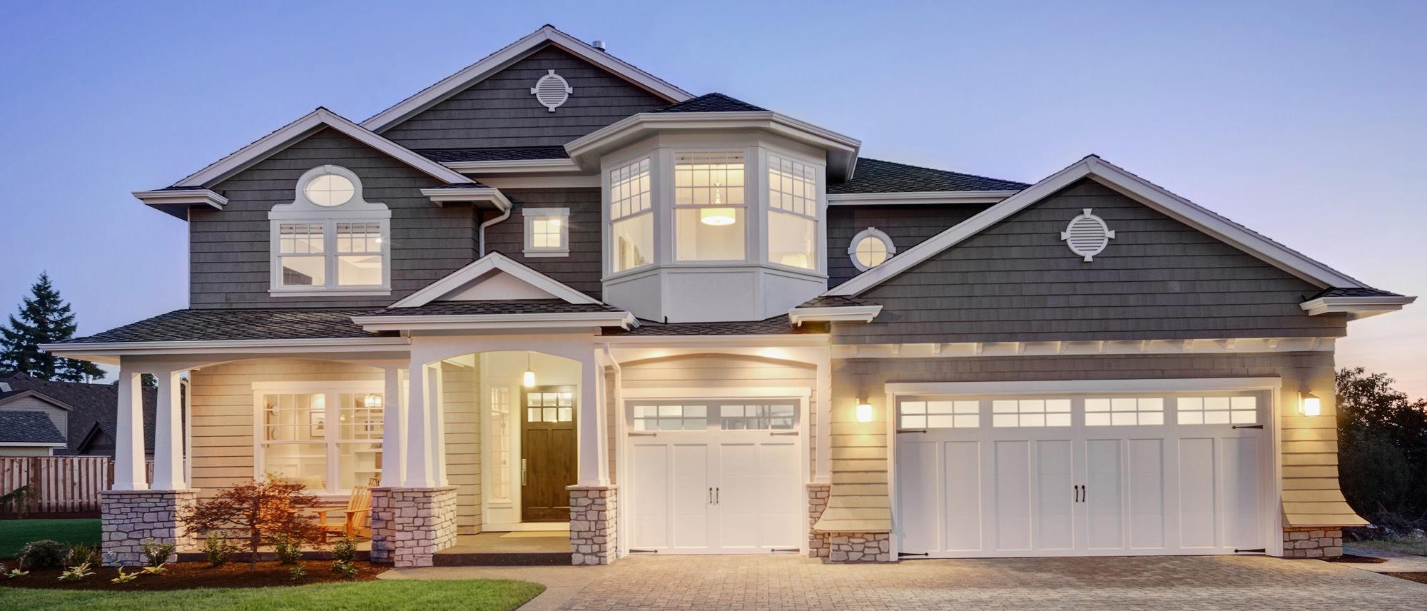 Image of a radon-free home in Colorado
