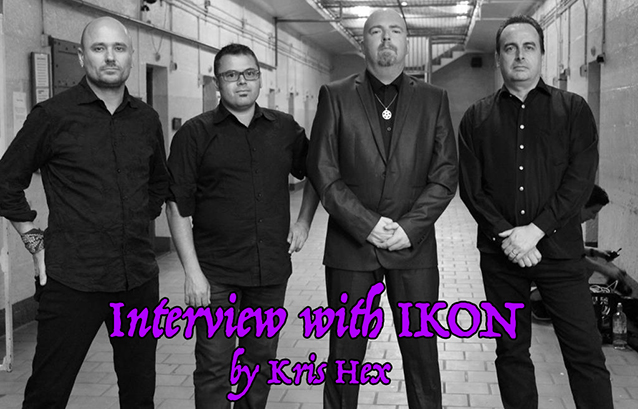 interview with Ikon for Absolution NYC