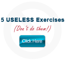 5 USELESS Exercises (Don't do them!)