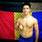 NAME: LUCIAN MOCANASU  AGE: 25  STYLE : KICK BOXING - MMA  FIGHT RECORD: 15