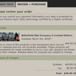 Battlefield Bad Company 2 BETA begins this week