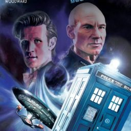 I really just have to get this out: Star Trek / Dr Who Crossover by IDW