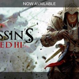 Assassin's Creed III is now available in Datablitz. Pricing follows