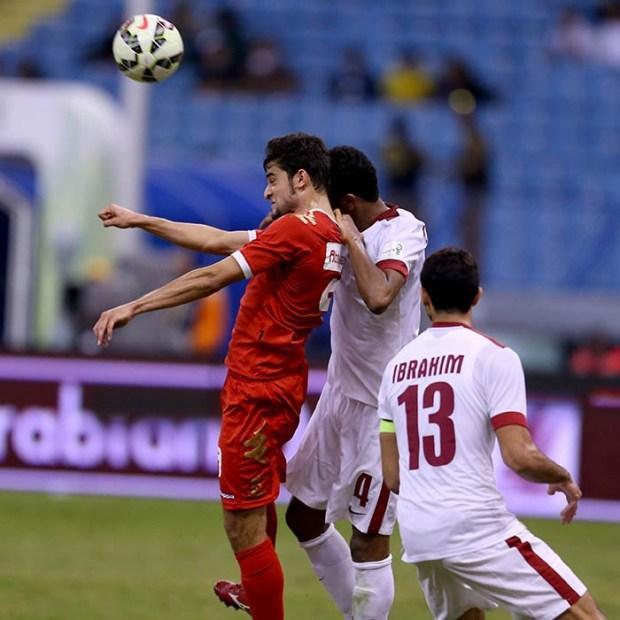 كأس الخليج خليجي22 قطر عمان