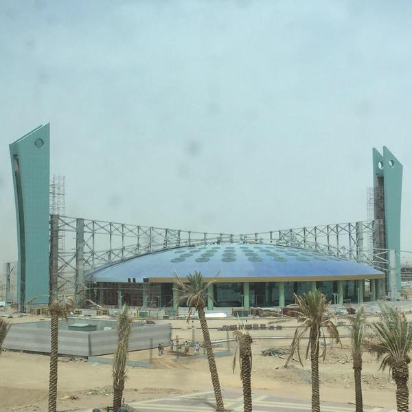 المسجد الجامعي بتبوك