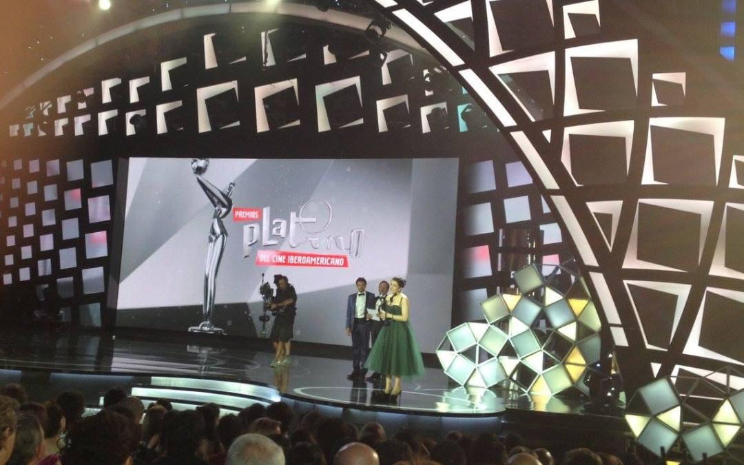 Segunda edición de los Premios Platino del Cine Iberoamericano