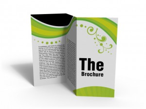 How to Write a Brochure   AcademicHelp net brochure