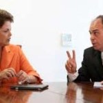 Ministro terá conversa decisiva com Dilma na sexta