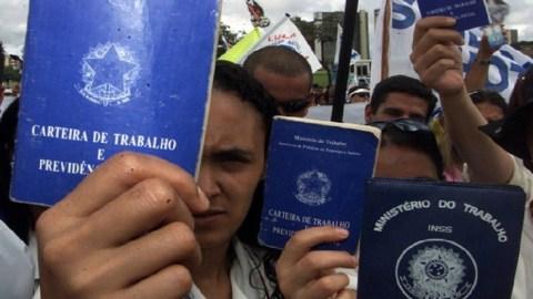 Nordeste cria mais vagas, mas Brasil perde quase 40 mil postos de trabalho
