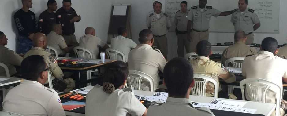 Comando de Policiamento da Região Norte nas eleições 2016