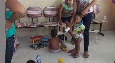 Hospital Materno Infantil de Juazeiro realiza festa em comemoração ao Dia das Crianças