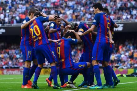 Garrafada em Neymar abre guerra entre Barcelona e liga espanhola