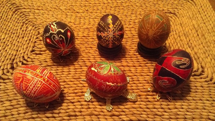 Pysanky Day!