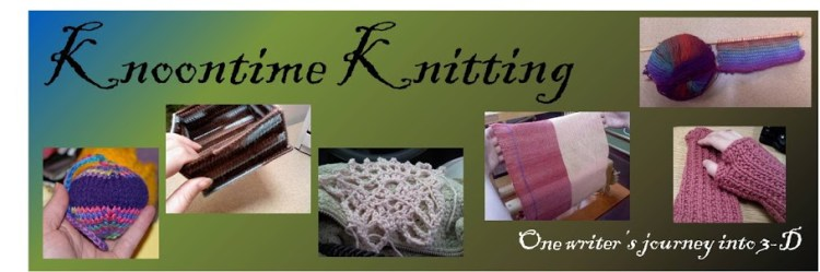 A to Z Challenge, Day 11:  K Is For Knitting