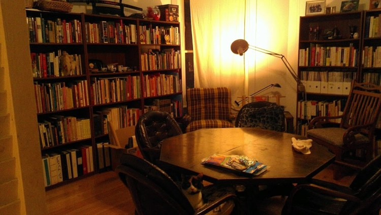 A Writer In Her Library – The Shape of the Whole