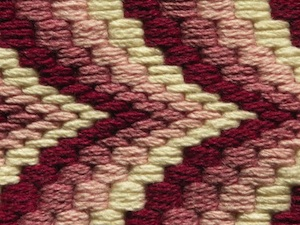 B Is For… Bargello!