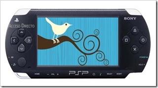 PSP Twitter