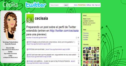 Twitter - cecisaia