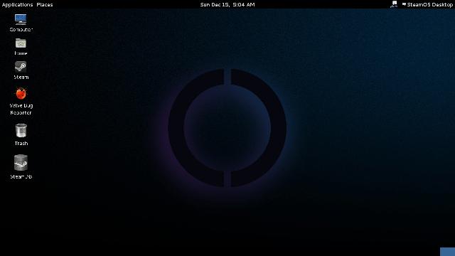 SteamOS Debian