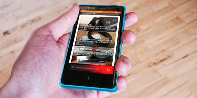 Nokia X Ilustración 2