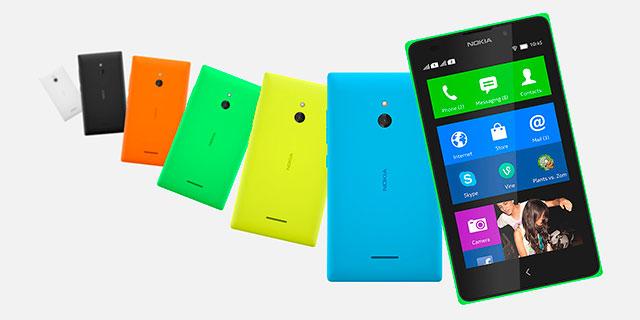 Nokia XL colores