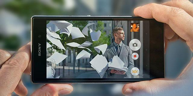 fotografía móvil fotografía móvil
