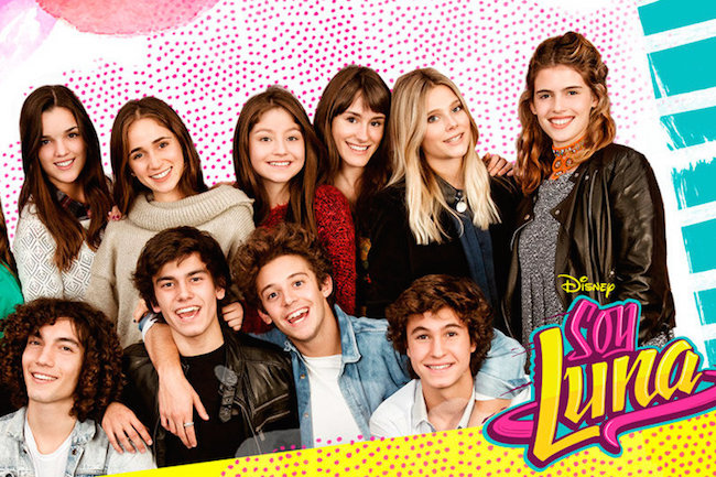Soy Luna, la nueva novela de Disney Channel