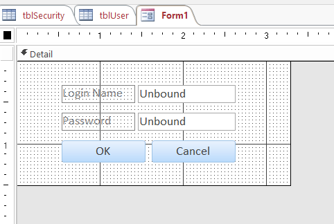 create-a-login-form-ms-access-2016