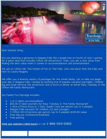 20130624 travelodge email newsletter 345x450