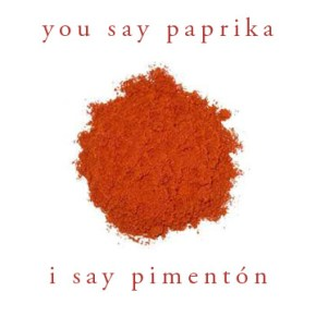 Epicurean Concept of the Week – Pimentón (Spanish Paprika)