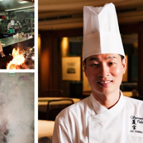 Learn from the Chef - Hong Kong Chef Liu Ching Hai
