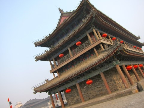 xian china tower