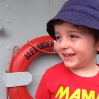 All aboard the Fireboat Alexander Grantham: exploring nautical Hong Kong at Quarry Bay Park