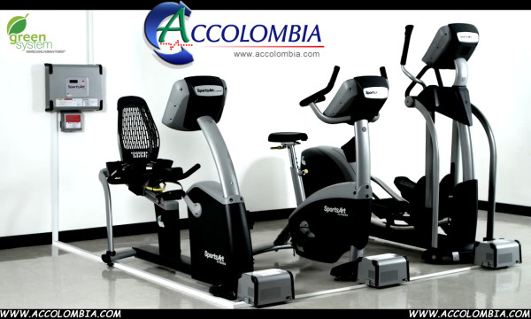 Sports Art Green System Eco Power - Eco Fit Accolombia ima5