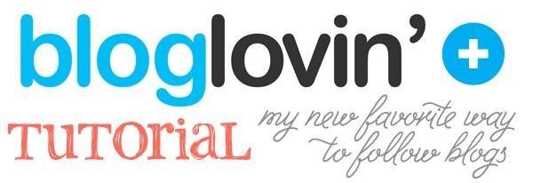 Bloglovin header