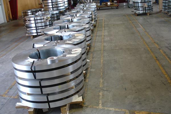 Hobbs Iron & Metal Light Gauge Steel Production