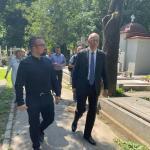 Cimitirului Șerban Vodă-Bellu