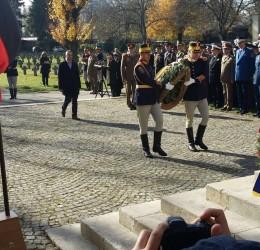 Cimitirul de Onoare PRO PATRIA și Cimitirul Bellu  Militar Parcela Eroilor Francezi